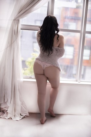 Aline-marie independent escort in Elkins